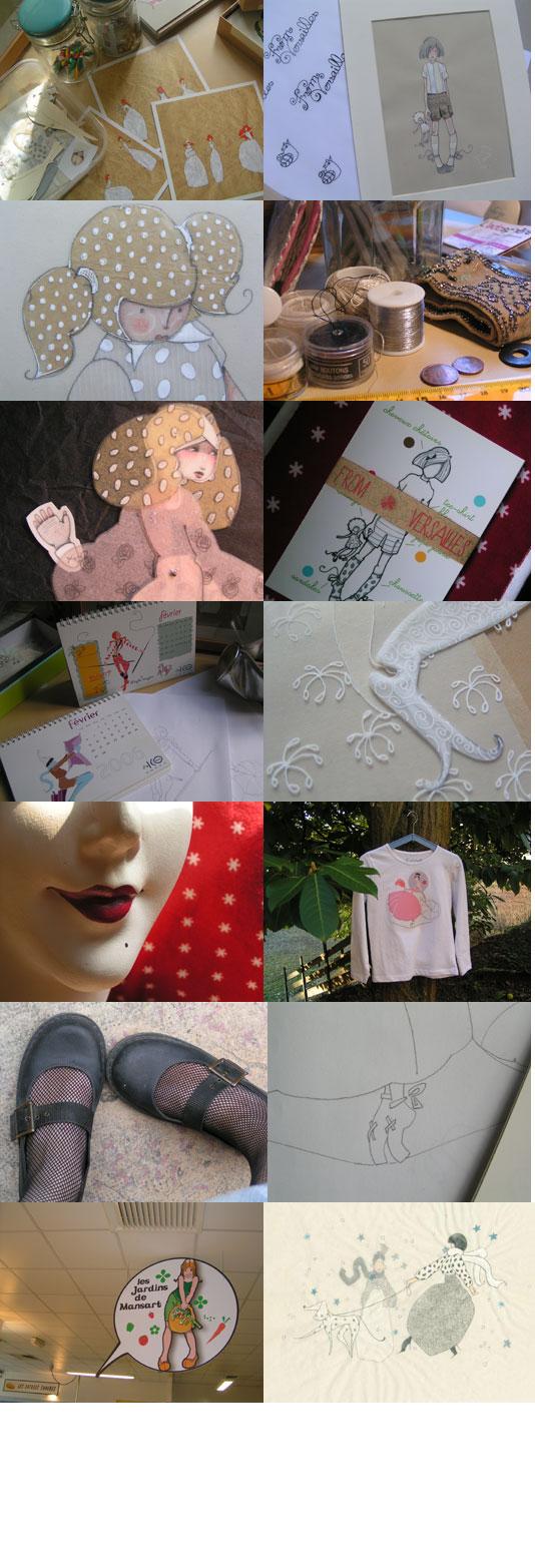 images de mes travaux